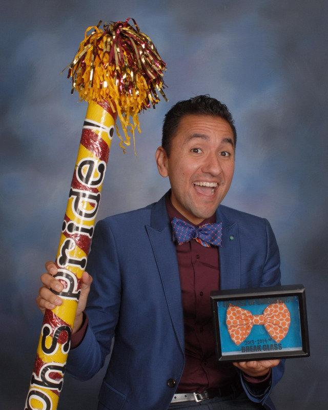 Mr. Joe Ryan Dominguez, Assistant Principal - Activities & The Arts