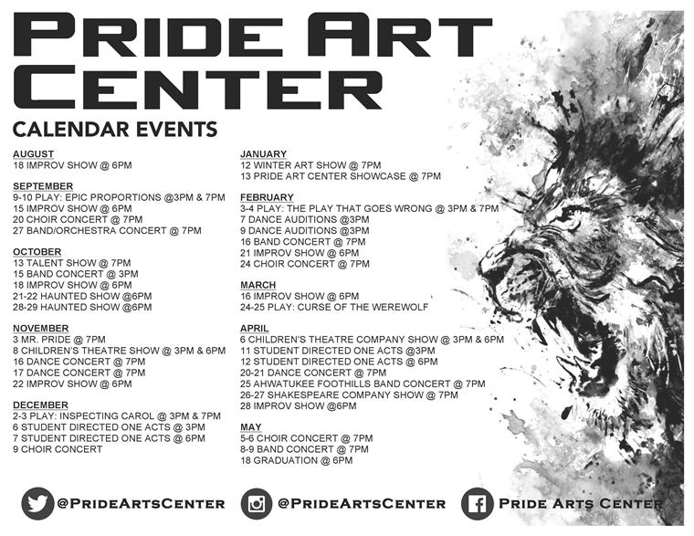 Pride Arts Center